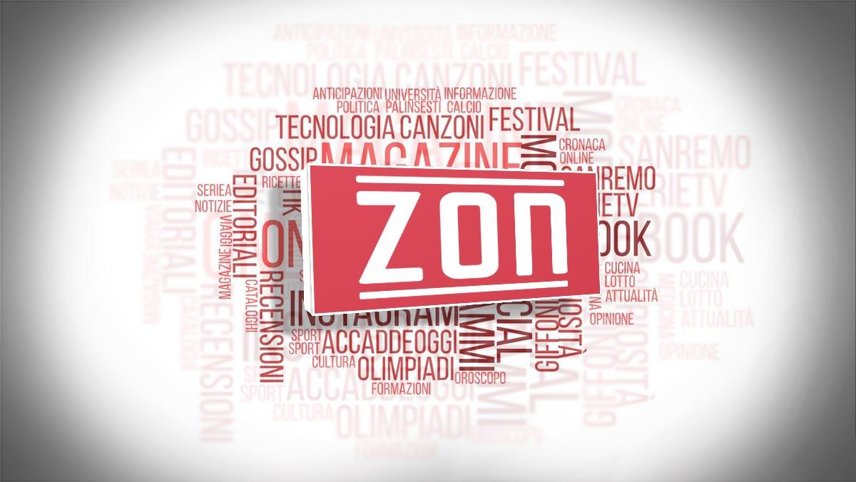 mappa zon