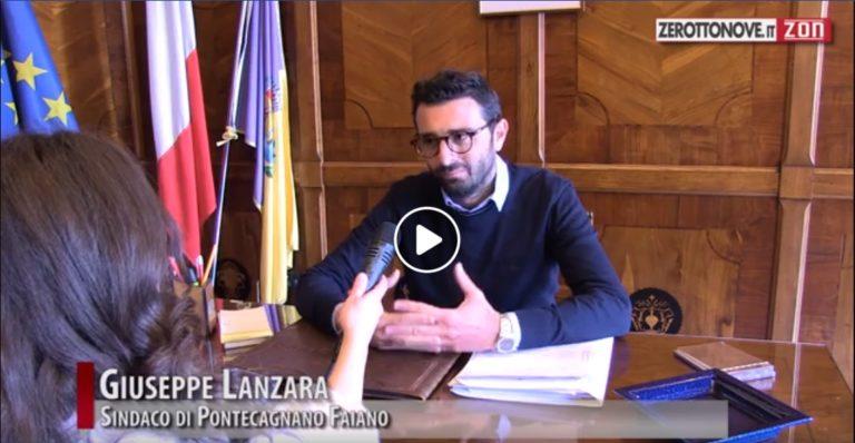 Pontecagnano Faiano, l'intervista al sindaco Giuseppe Lanzara