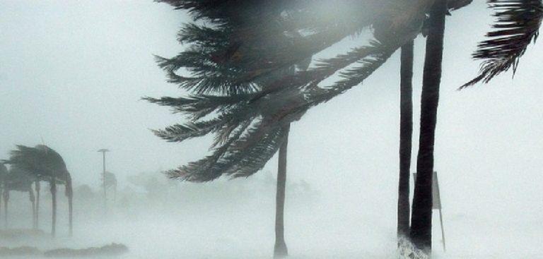 Campania, allerta meteo per vento forte e mare agitato fino al 15 ottobre