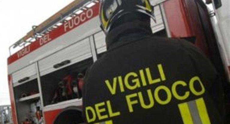 Castel San Giorgio, donna si barrica nella sua abitazione: intervengono i Vigili del Fuoco