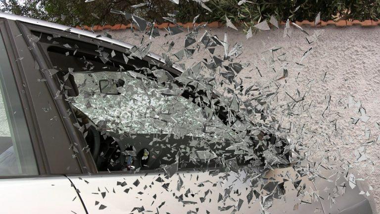 Nocera: incidente stradale tra auto e moto in Via Santa Maria delle Grazie
