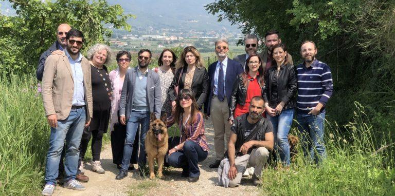 Gal Colline Salernitane diventa partner del progetto CO.META