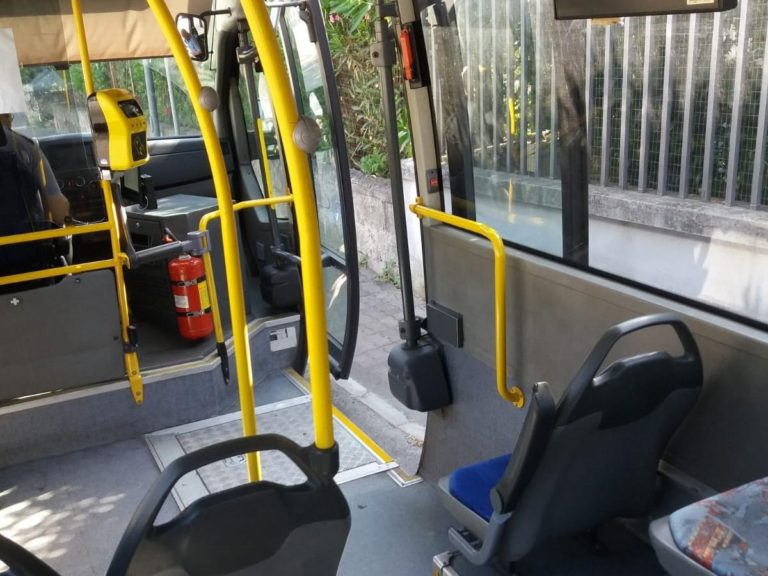 Salerno: nessun ripristino del capolinea bus a via Ligea