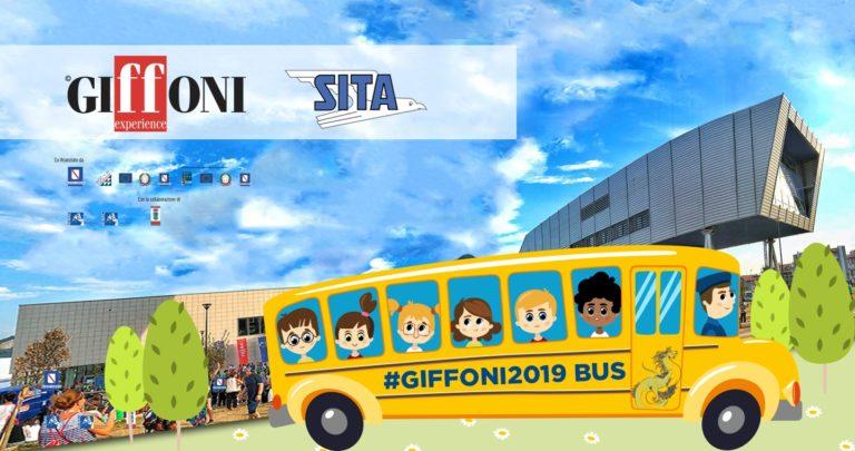 Giffoni2019, Sita Sud annuncia corse aggiuntive per il Festival