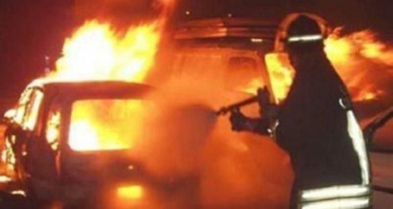 Siano: incendio in via Vignolia, intervengono i Vigili del Fuoco e la Croce Azzurra