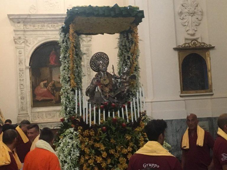 Salerno: per San Matteo disponibili 1500 posti per la Santa Messa