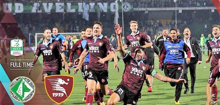 Salernitana-Avellino, un derby infinito anche ad una categoria di distanza