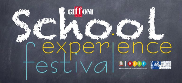 Giffoni Experience, cinema tra i banchi di scuola: i titoli
