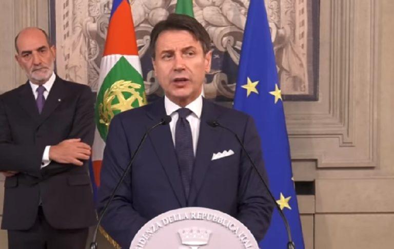 Giuseppe Conte fa tappa ad Agropoli, ma non per vacanza