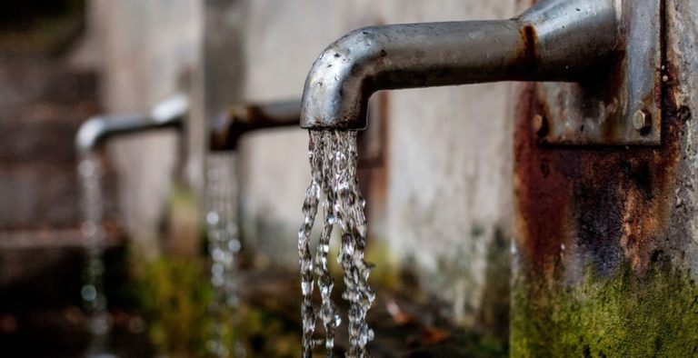 Angri, manca l'acqua in alcune zone: le vie interessate