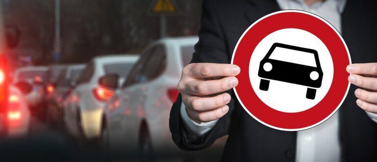 Salerno, disposto il divieto di transito in via Escrivà