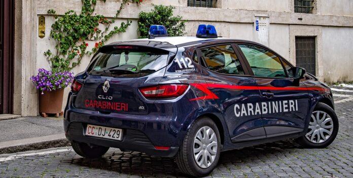 stella cilento, carabinieri
