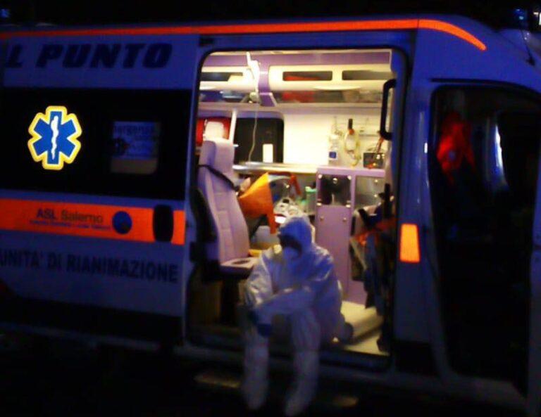 Incidente a Serre, perde la vita un 59enne