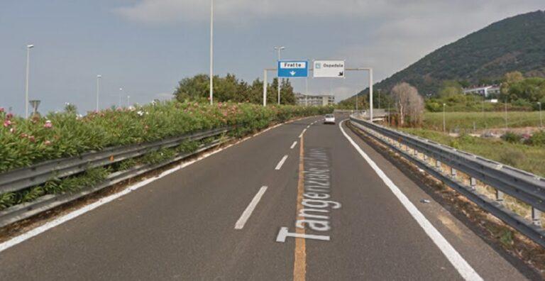 Salerno: proseguono le attività di manutenzione sulla tangenziale