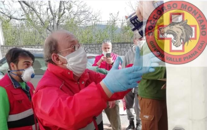 Giffoni Valle Piana piange Antonio, volontario in prima linea