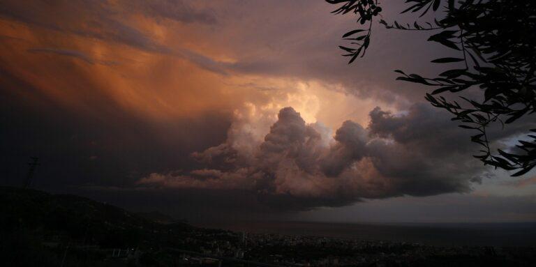 Cilento: il maltempo crea disagi in provincia di Salerno