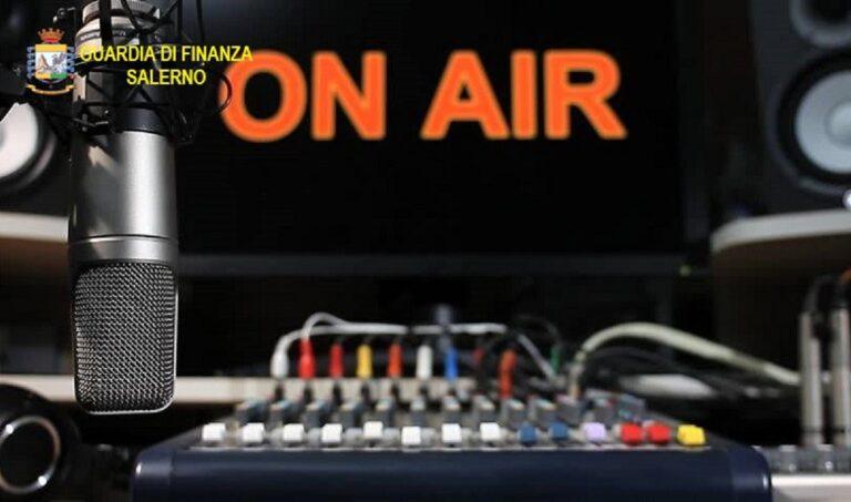 Trasmissione radiofonica illegale: nota emittente sequestrata nell'Agro