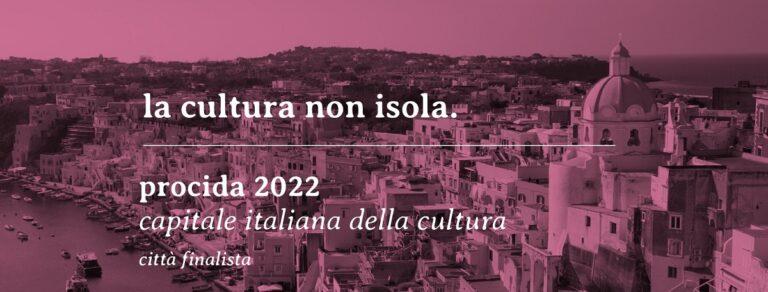La cultura non isola: Giffoni a sostegno di Procida Capitale della cultura 2022