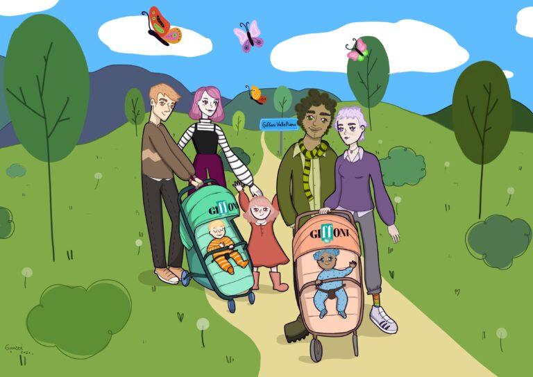 Giffoni Experience, arriva il Bonus Bebè: il festival donerà un passeggino ai neogenitori