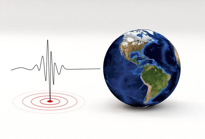 campania, terremoto
