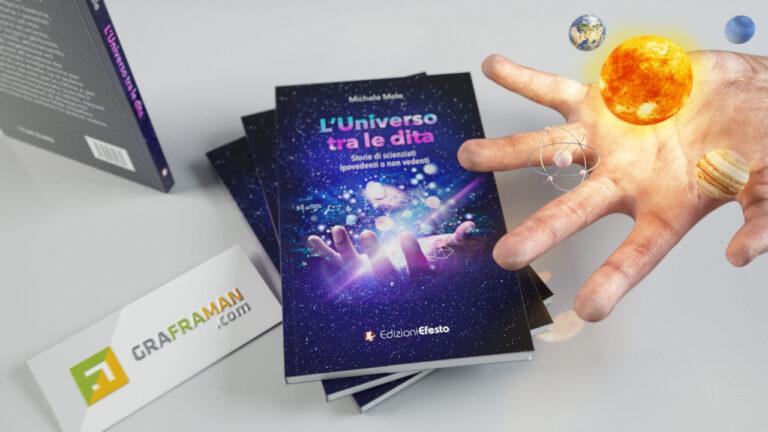 Da oggi in libreria: 'L'Universo tra le Dita' di Michele Mele