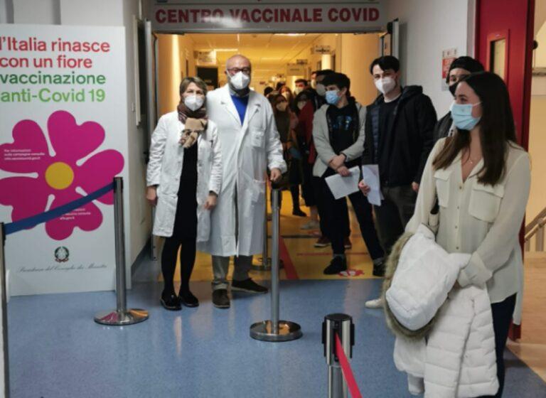 UNISA, completata la vaccinazione degli studenti di Medicina