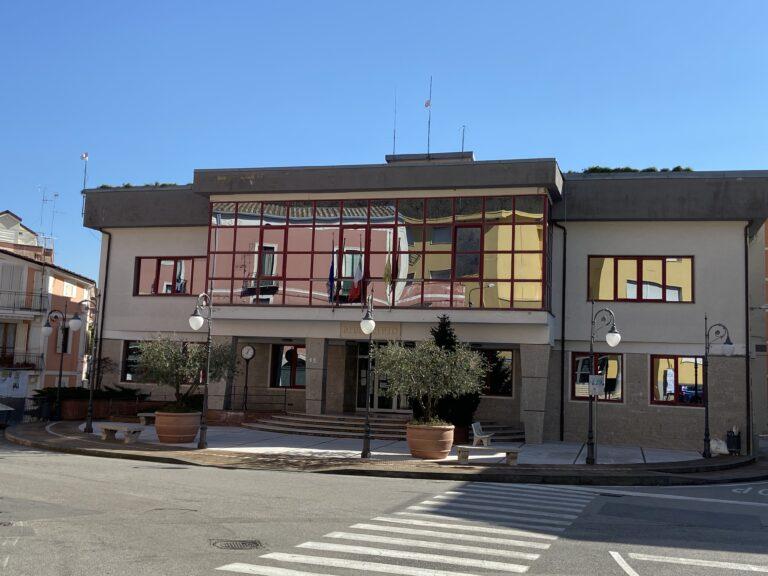 San Cipriano Picentino, 4 nuovi positivi: sede comunale chiusa al pubblico dall'8 al 22 marzo