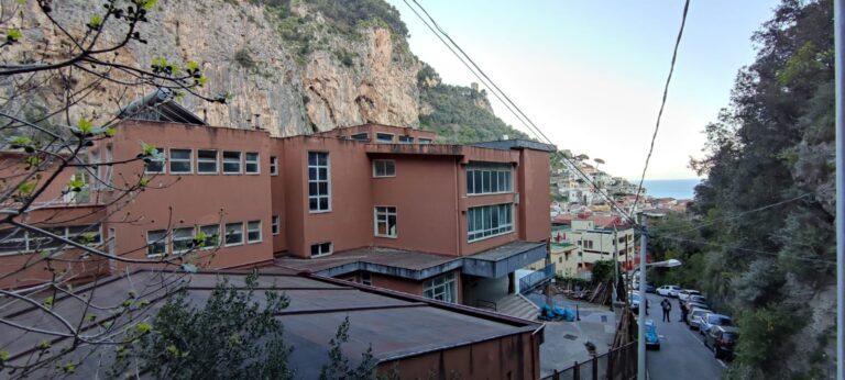 Amalfi, scuola di via Casamare: aggiudicata la gara per i lavori