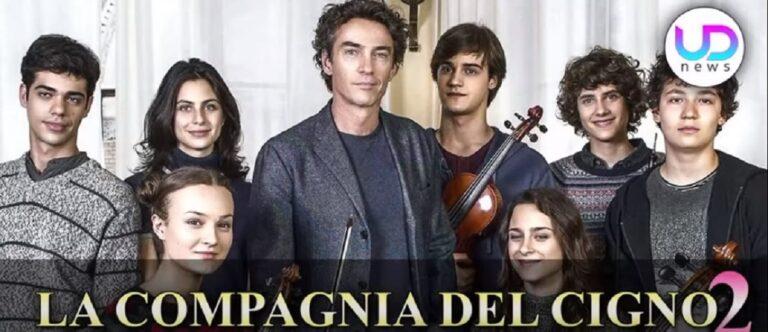 Nel cast de La Compagnia del Cigno 4 musicisti salernitani