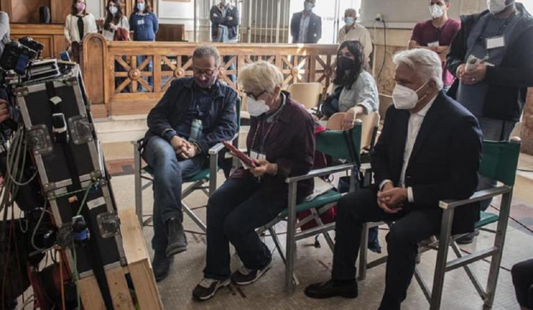 """""""Vincenzo Malinconico, Avvocato"""": Salerno set della serie"""
