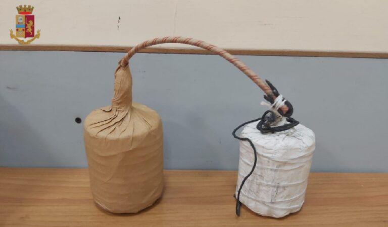 Nocera, lite tra famiglie: sequestrate bombe carta e munizioni