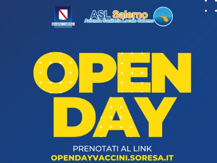 open day, salerno