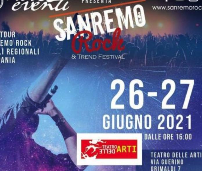 Sanremo rock Premio Charlot