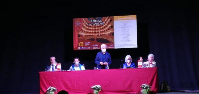 Il Teatro Verdi riapre le porte all'estate: i dettagli della conferenza