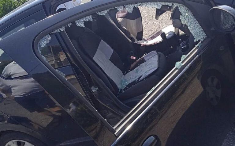 San Cipriano Picentino: sfondano il finestrino di un'auto per rubare il portafogli