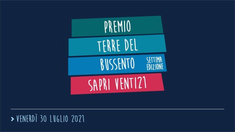 """A Sapri, il 30 Luglio, il Premio """"Terre del Bussento"""""""