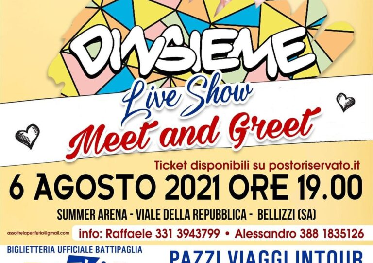 Bellizzi Summer Arena: un'avventura con gli youtuber Erick e Dominick