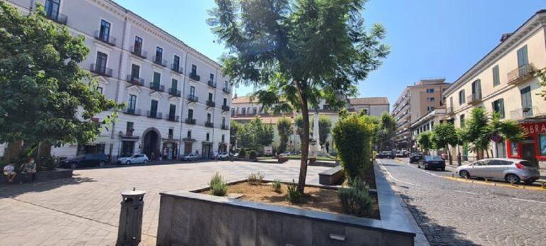 Cava de' Tirreni: Piazza Abbro isola pedonale da questo weekend