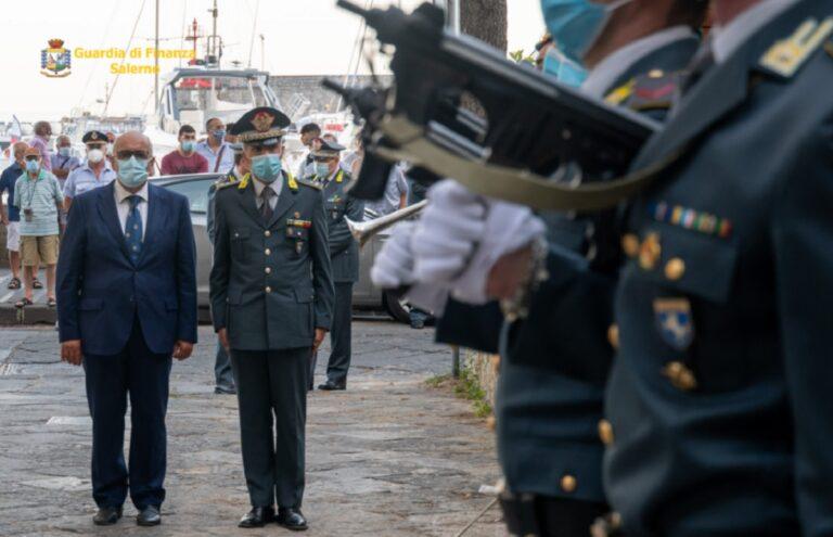 Amalfi, torna la Guardia di Finanza nella nuova Tenenza in Lungomare dei Cavalieri
