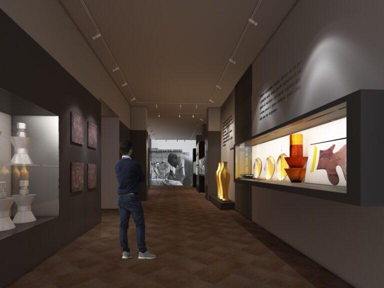 Cava de' Tirreni: il Museo della Ceramica Contemporanea Mediterranea