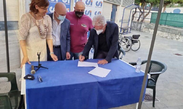 Salerno, il Villaggio del CSI si apre a sostegno della disabilità
