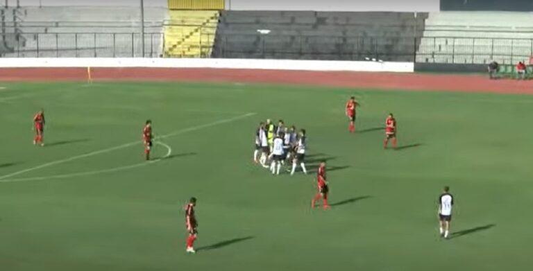 Cavese, 4-1 nel test contro la Palmese. Ufficiali Katseris e De Caro