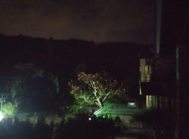 Incendio nella notte a Nocera Inferiore