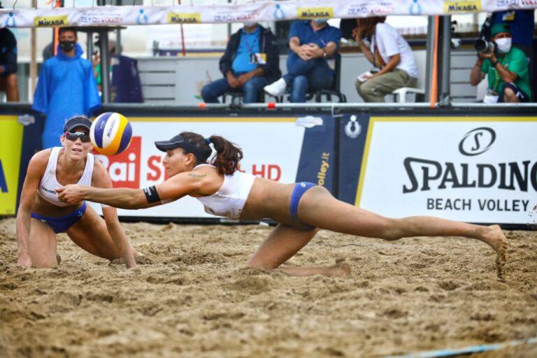 """Fisciano, """"La Solidarietà"""" al campionato italiano di Beach Volley"""