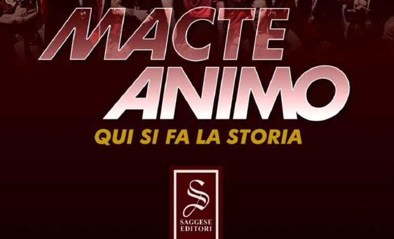 """Salernitana, in arrivo il libro ufficiale """"Macte Animo"""""""