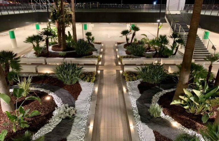 """Salerno, innovazioni """"green"""" a Piazza della Libertà: le novità"""