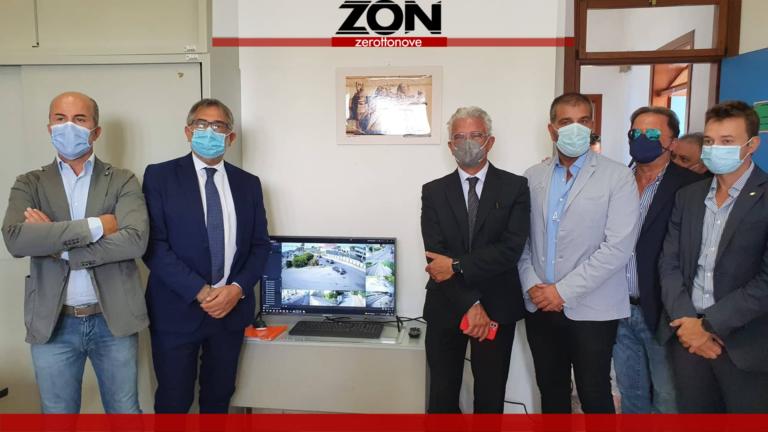Impianto di videosorveglianza nella zona industriale di Salerno. C'è il via