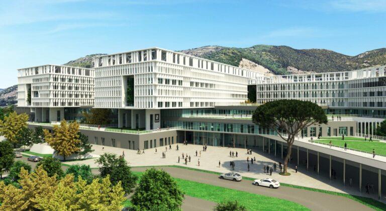 Salerno, avanza il progetto per la realizzazione del nuovo Ospedale Ruggi