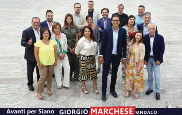 """Elezioni Amministrative 2021, """"Siano al Centro"""": la presentazione online della lista civica"""