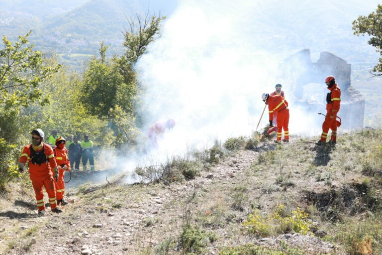 In Regione Campania formati 120 professionisti abilitati nella progettazione e direzione di cantieri di fuoco prescritto
